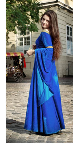 Cheap Medieval Wedding Dresses And Style